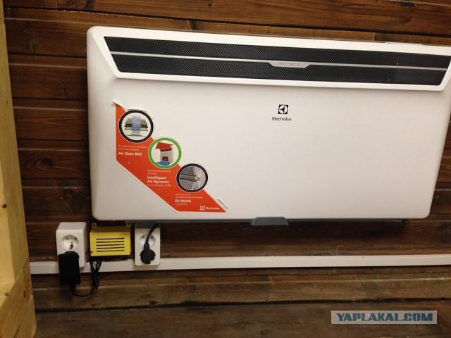 Как я делал удаленное управление теплом в гараже