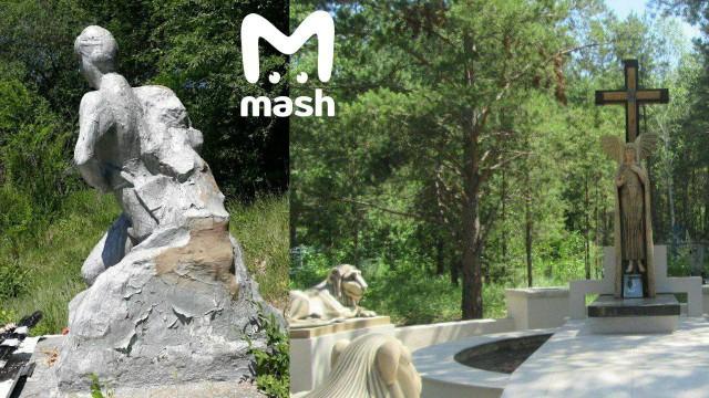 Памятник лётчику-герою Талалихину vs памятник бывшему мэру Саратова.