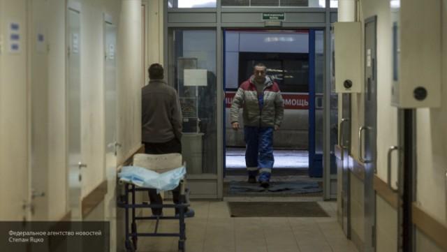 Таджик упал на швабру и порвал анус в Петербурге