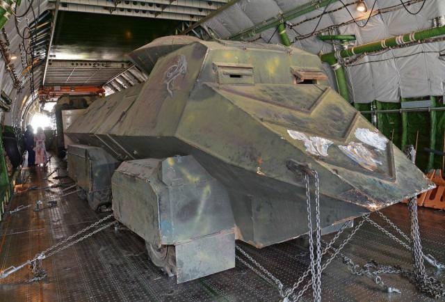 Игиловский ГРИФОН прилетел в Россию