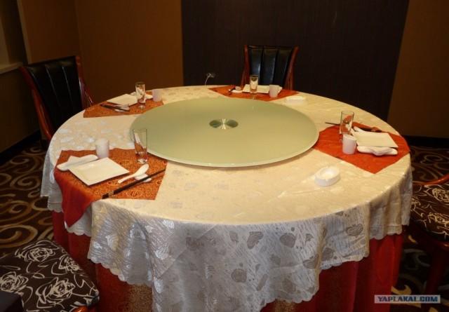 Супер-ресторан морепродуктов (Китай) – экскурсия.