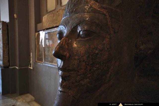 Путешествие в Египет [2017] в фотографиях. Часть первая: Каирский музей