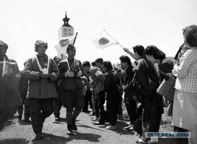 Япония середины прошлого века