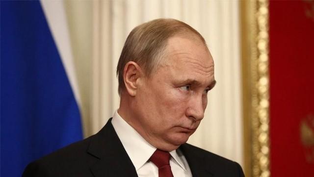 Петиция Отстранить Президента России Путина В.В. от занимаемой должности, с утратой доверия