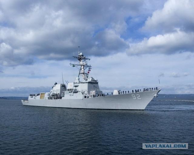 Корабли НАТО в Чёрном море - попытка спасти