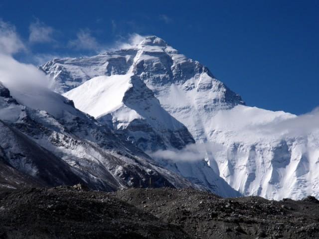 Северное седло Эвереста, 7076 метров