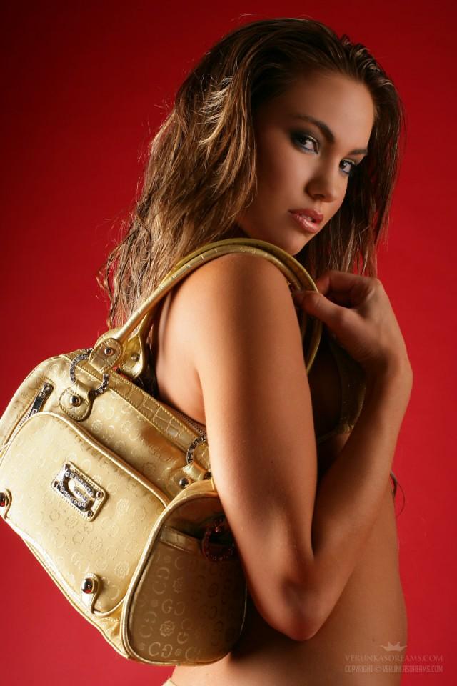 Дамочка с сумочкой