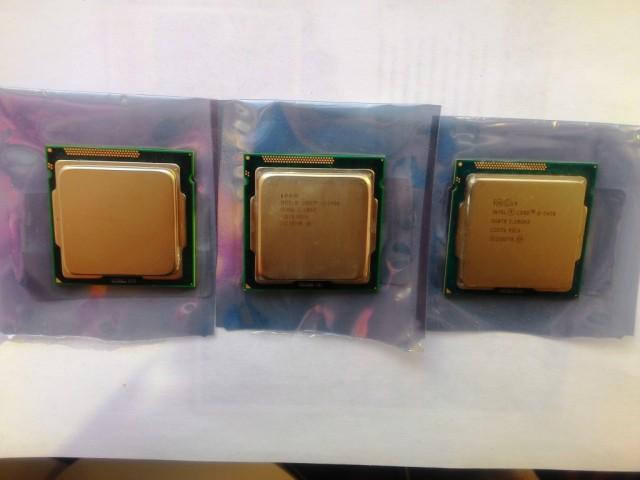 Процессоры древние-млщные i5