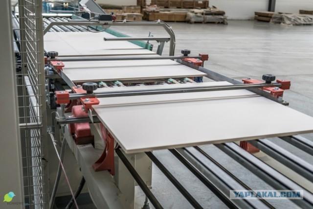 Новейший завод керамогранита в Златоусте — как он работает?
