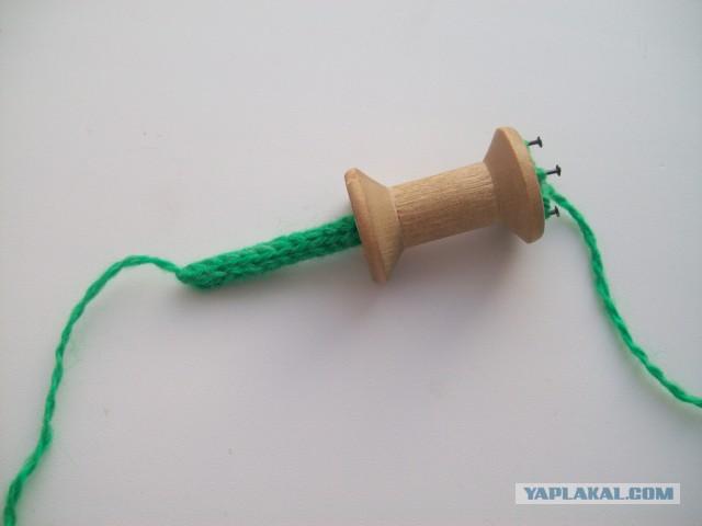 Катушка для плетения шнурка своими руками - Izhostel.ru