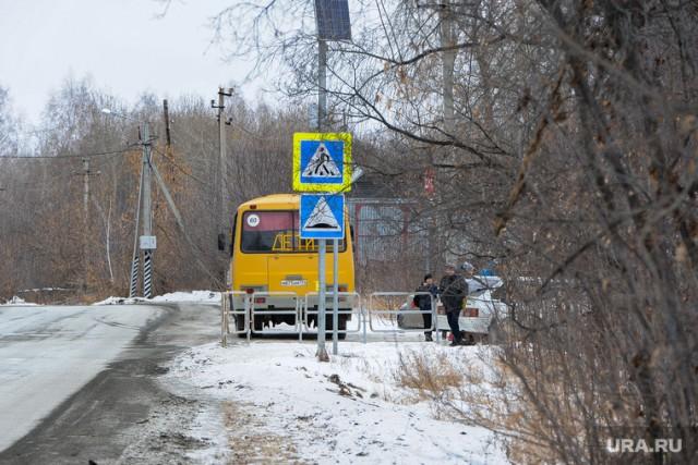 В Тюмени девочке пришлось пройти по морозу 14 километров из-за равнодушного кондуктора
