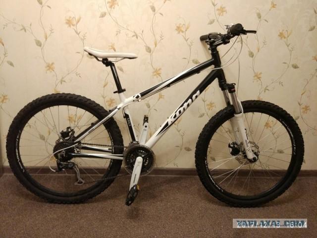 Продам велосипед  KONA MAUI (Москва)