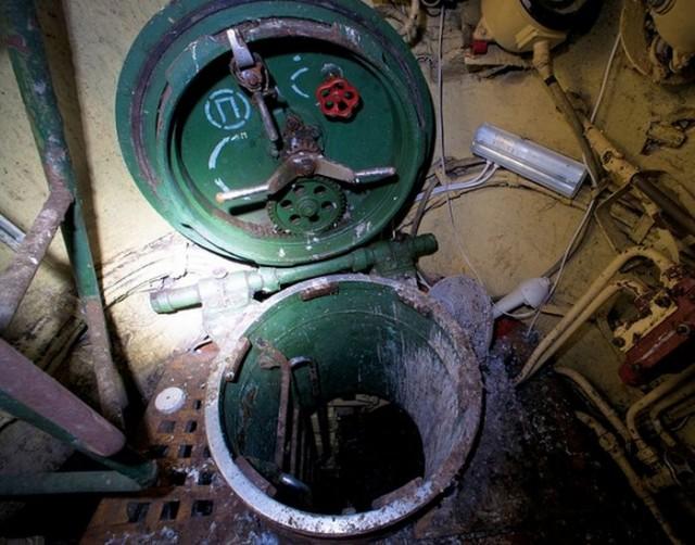 заброшенная подводная лодка в украине