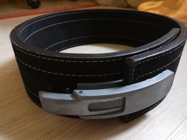 Продается тяжелоатлетический пояс Inzer lever belt 10mm