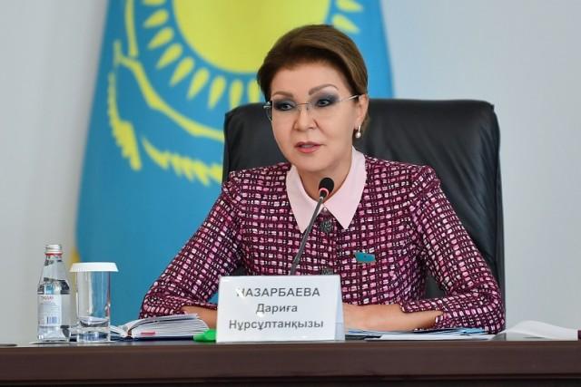 Отправлена в отставку дочь Нурсултана Назарбаева. После скандала о $100 млн в Лондоне