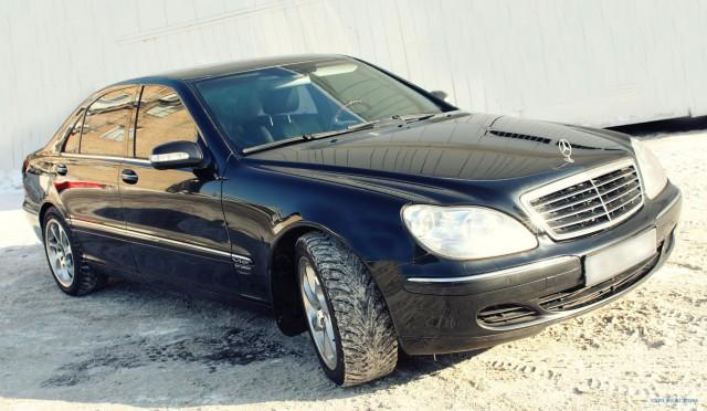 Продам Mercedes S600 W220