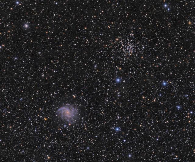 """Галактики и шаровые скопления. """"Любительские"""" снимки"""