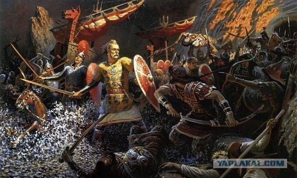 За что древние русичи мстили «неразумным» хазарам?