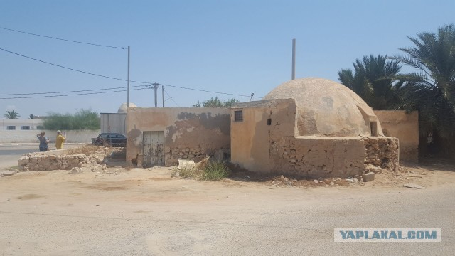 По Тунису к Звездным войнам