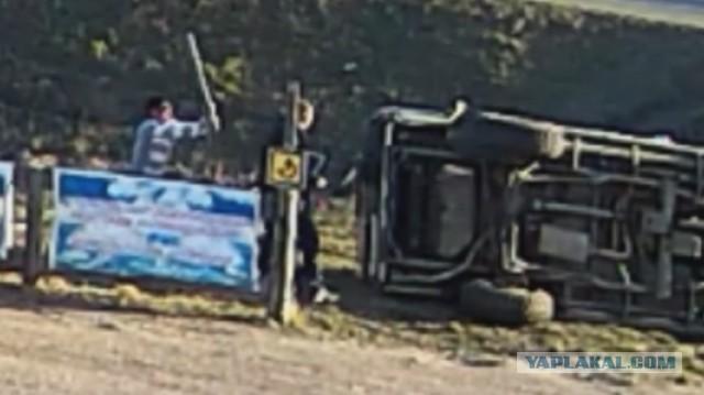 В Иркутске скончался водитель над которым устроили