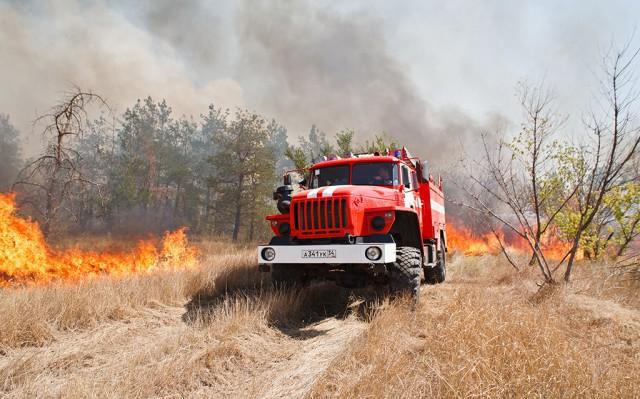 О критическом положении дел в пожарной охране