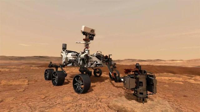 NASA отправляет на Марс новый ровер «Perseverance» с микрофонами и небольшим вертолётом