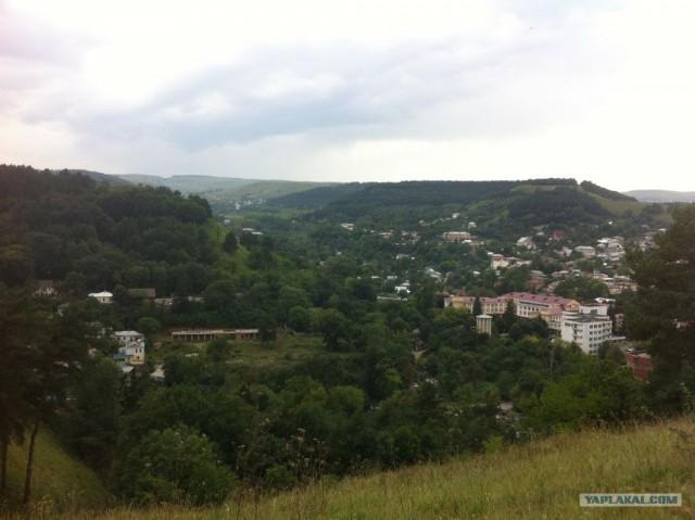 Как я ездил на Кавказ