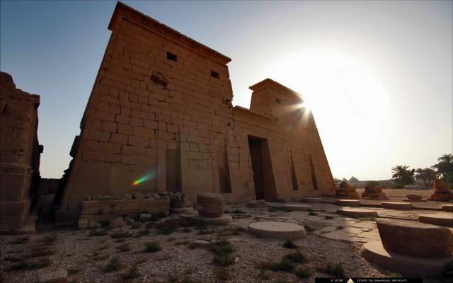 Что посмотреть в Карнакском храме