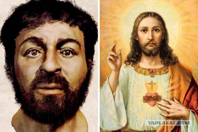Ученые показали, как на самом деле выглядел Иисус Христос