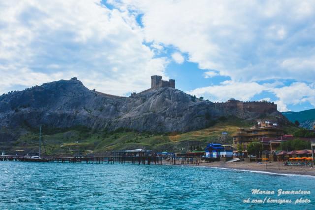 Очередной псто про то, как ездили в Крым