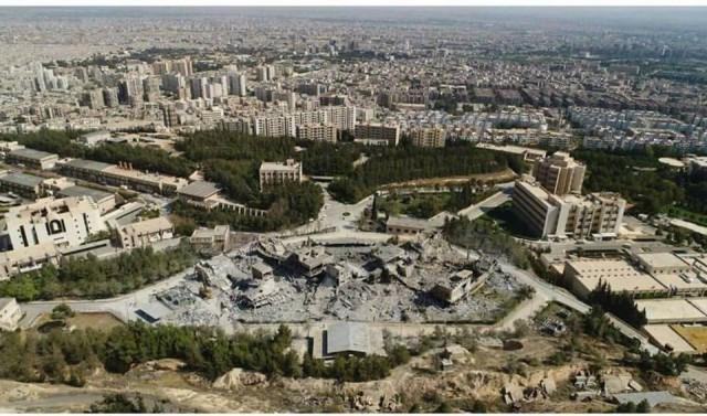 Коротко по Сирии