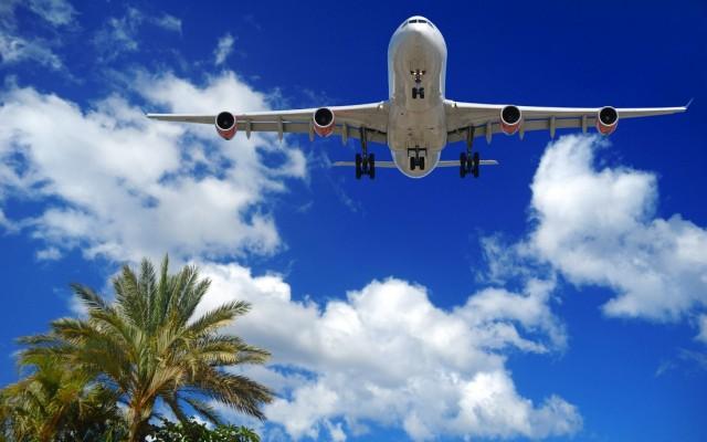 С 1 августа возобновляется международное авиасообщение