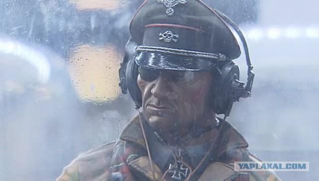 Фашисты в центре Москвы
