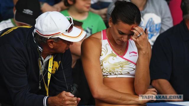 Канадский спортсмен обвинил Елену Исинбаеву в употреблении допинга