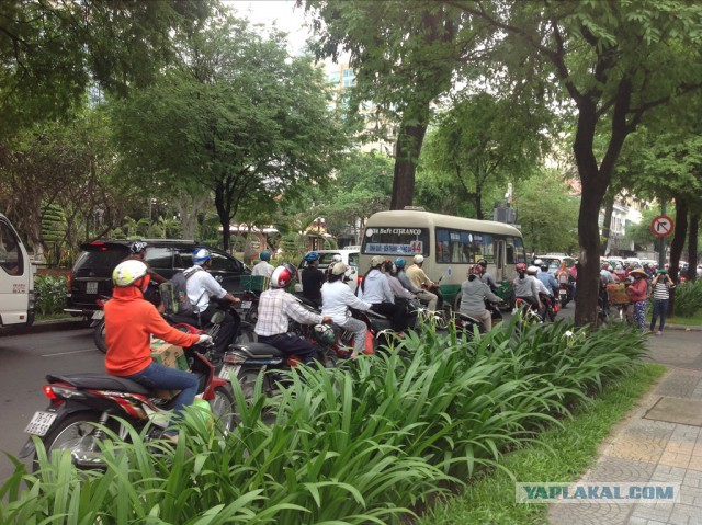 Путешествие во Вьетнам.