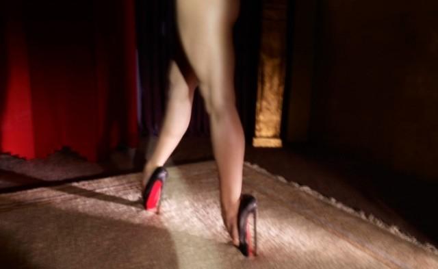 фетишь обувь смотреть видео