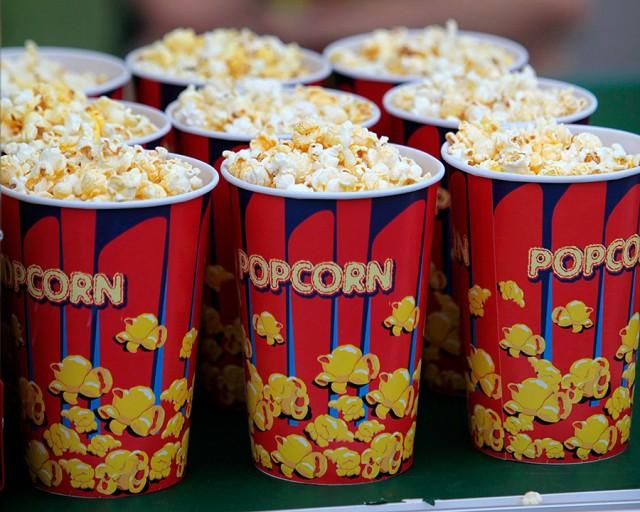 Запретить попкорн в кинотеатрах