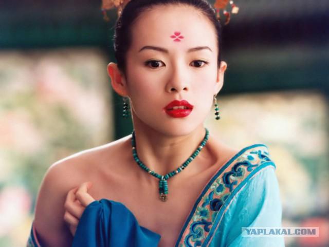 Самые красивые актрисы-азиатки