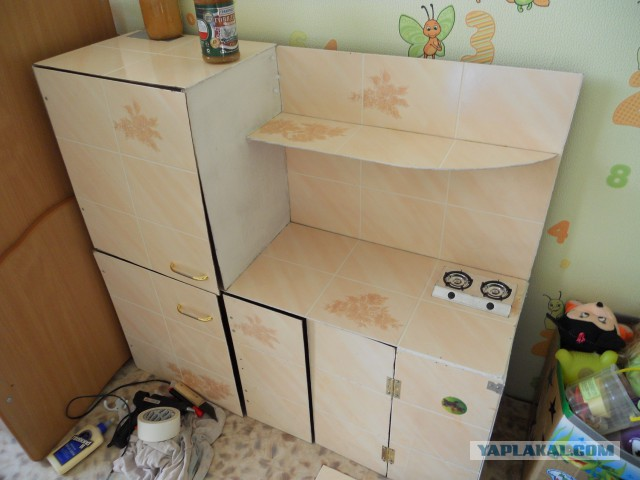 Игровая кухня для девочки