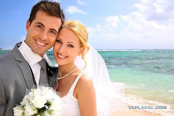 Только после свадьбы я понял,что такое настоящее счастье