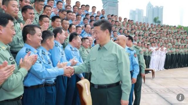 """Си Цзиньпин: """"Я призываю вас готовиться к войне с США"""""""