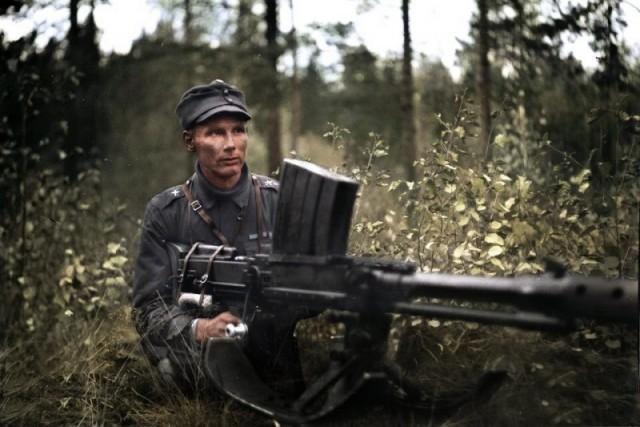 Это противотанковое ружье было настоящим кошмаром в войне с Финнами