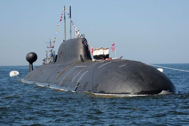 Военно-морской флот России впервые за 28 лет получит 6 подводных лодок