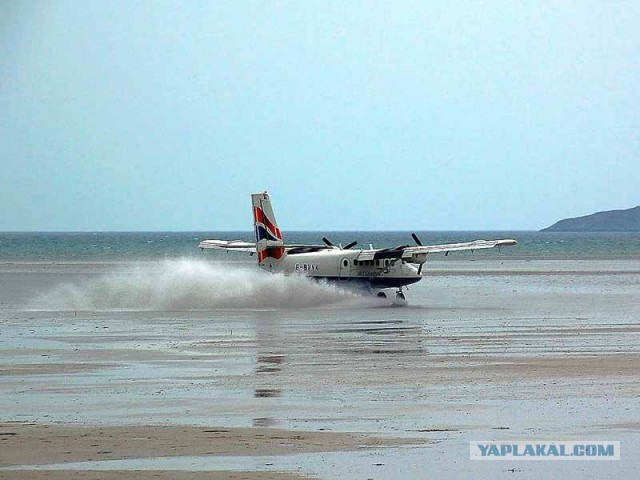 Международный аэропорт Барра