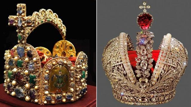 Самые знаменитые короны мира
