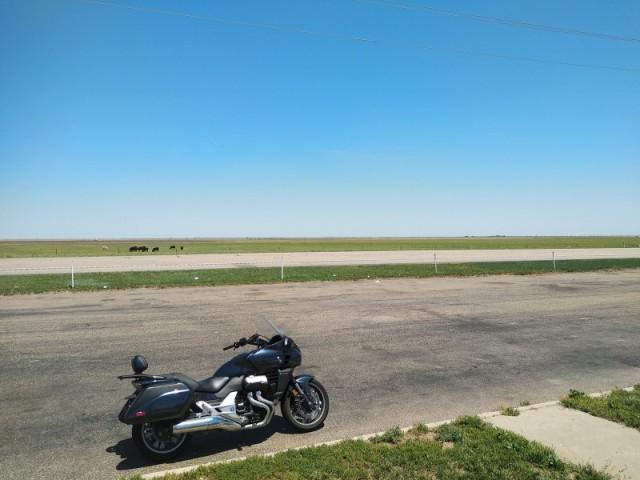 6000 Миль на 2х колесах по США
