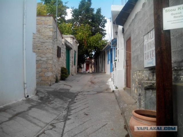 Кипр. Пафос. Август 2016 г.