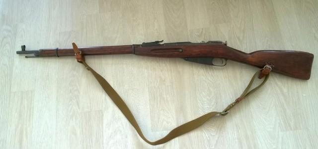 В Петербурге внучка нашла в квартире покойной бабушки-блокадницы винтовку времен Великой Отечественной войны