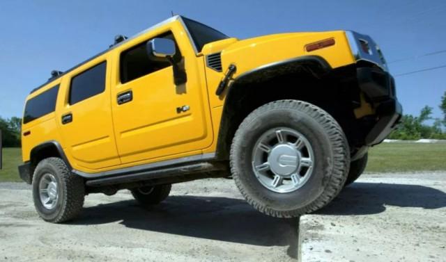 Как петербургские суды полюбили водителя желтого «Хаммера»