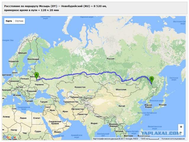 Пешком до Магадана. Мозырянина, разыскиваемого два месяца, нашли в Амурской области...